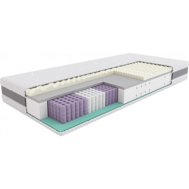 Materac medyczny Sleepmed Hybrid Premium