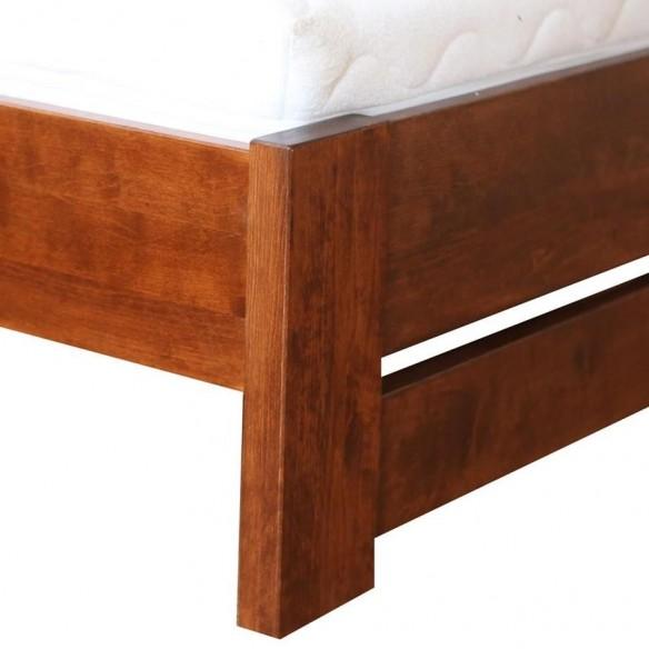Łóżko olchowe Ekodom Lulea