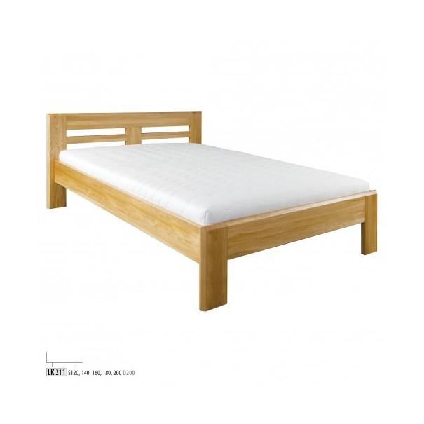 Łóżko Drewmax LK211