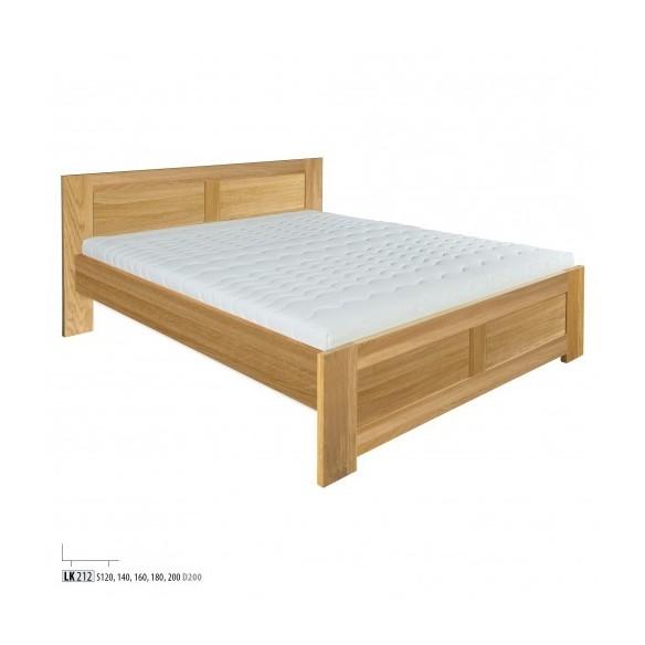 Łóżko Drewmax LK212