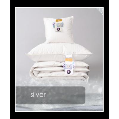 Kołdra puchowa AMZ Natural Silver