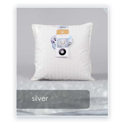Poduszka AMZ Natural Silver