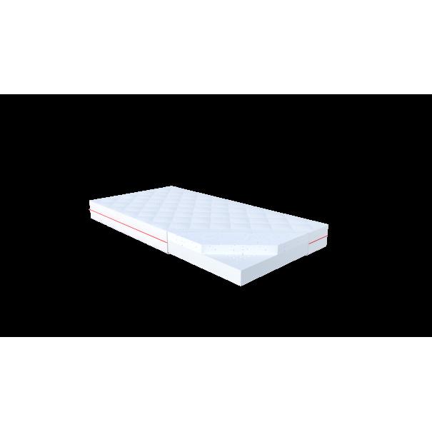 Materac JANPOL LIO piankowo-lateksowy sekretsnu