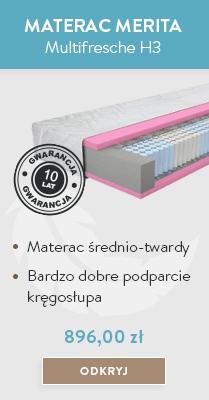 MATERAC MERITA MULTIFRESCHE H3