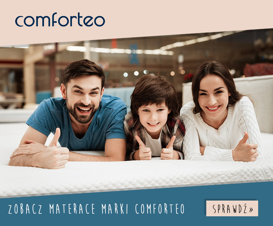 Materace Comforteo