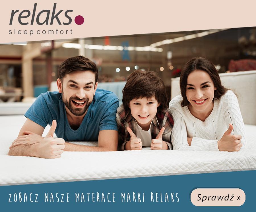Materace Relaks