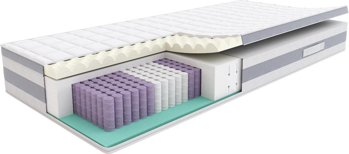 Materac Hybrid Comfort Plus