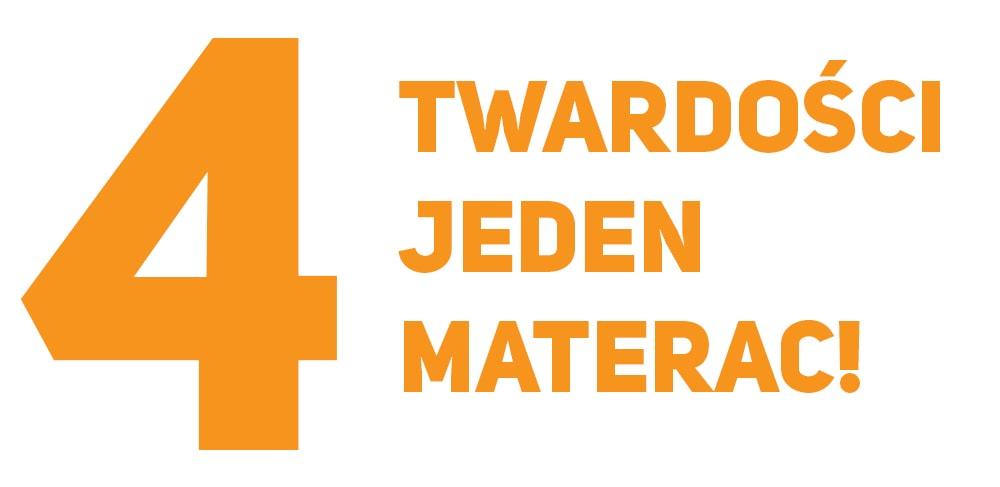 Materac sleepmed hybrid premium