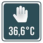 Pianka termoelastyczna