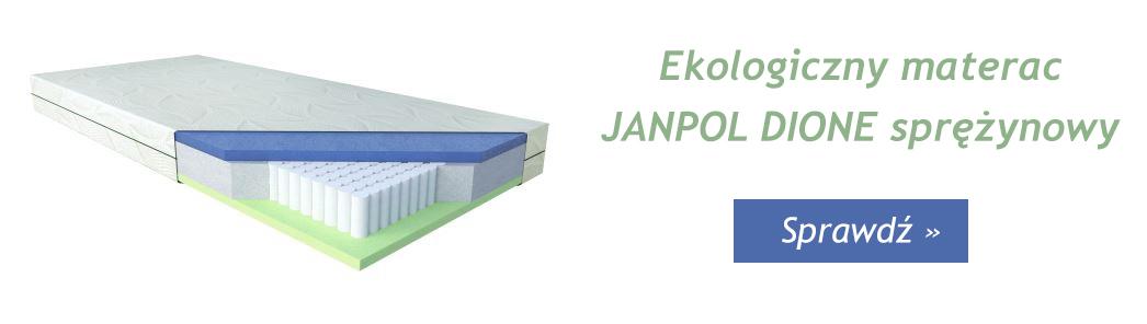 ekologiczny materac janpol