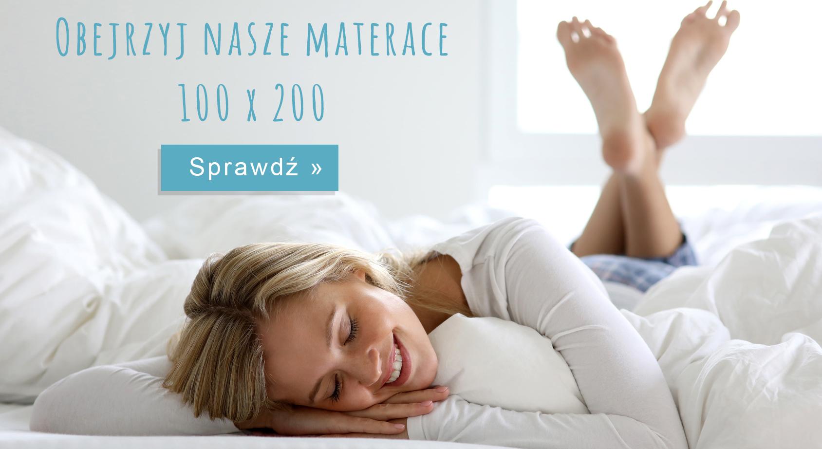 materace 100x200